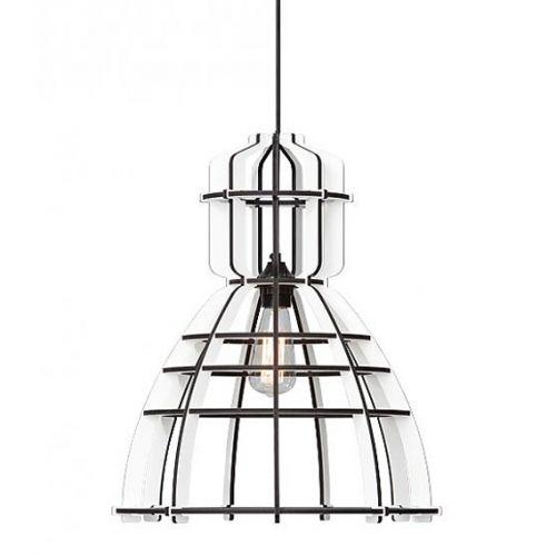 Lichtlab No. 19 LichtLab Industrielamp White Edition