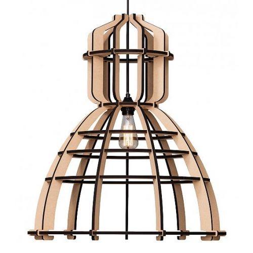 Lichtlab No. 19 LichtLab Industrielamp XL
