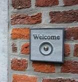 La Pierre Stones Natuursteen deurbeldrukker Welkom 1