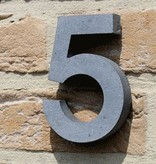 La Pierre Stones Natuursteen huisnummer contour cijfer