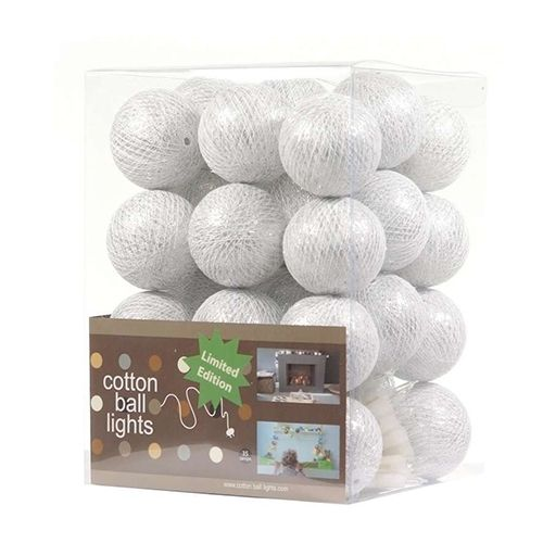 Cottonball Lights Cotton Ball Lights Special Edition Wit
