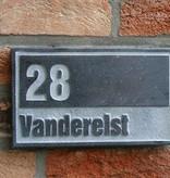 La Pierre Stones Natuursteen huisnummerbordje Board 5