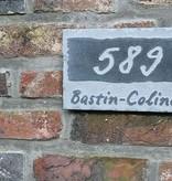 La Pierre Stones Natuursteen huisnummerbordje Board 7