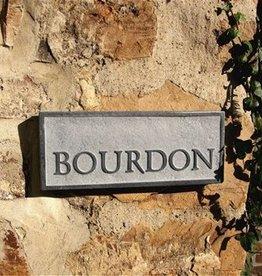 La Pierre Stones Natuursteen huisnummerbordje Applique 2