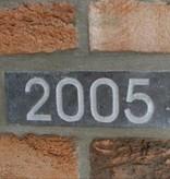 La Pierre Stones Natuursteen steen met inscriptie Optie 2