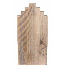 Puur Basic Home selection Steigerhouten kaasplank huisje