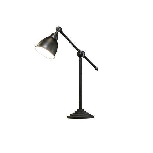 Industriële verlichting IndustriÃ«le tafellamp Berkley Antiek Mat Zwart