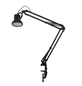 Industriële verlichting Tafellamp Cornell Antiek Mat Zwart