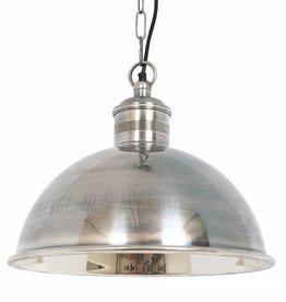 Industriële verlichting Hanglamp Everest Antiek Zilver