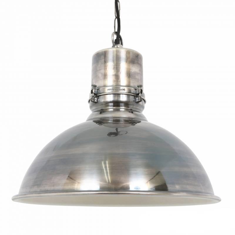 Industriële verlichting IndustriÃ«le hanglamp Stockport Antiek Zilver