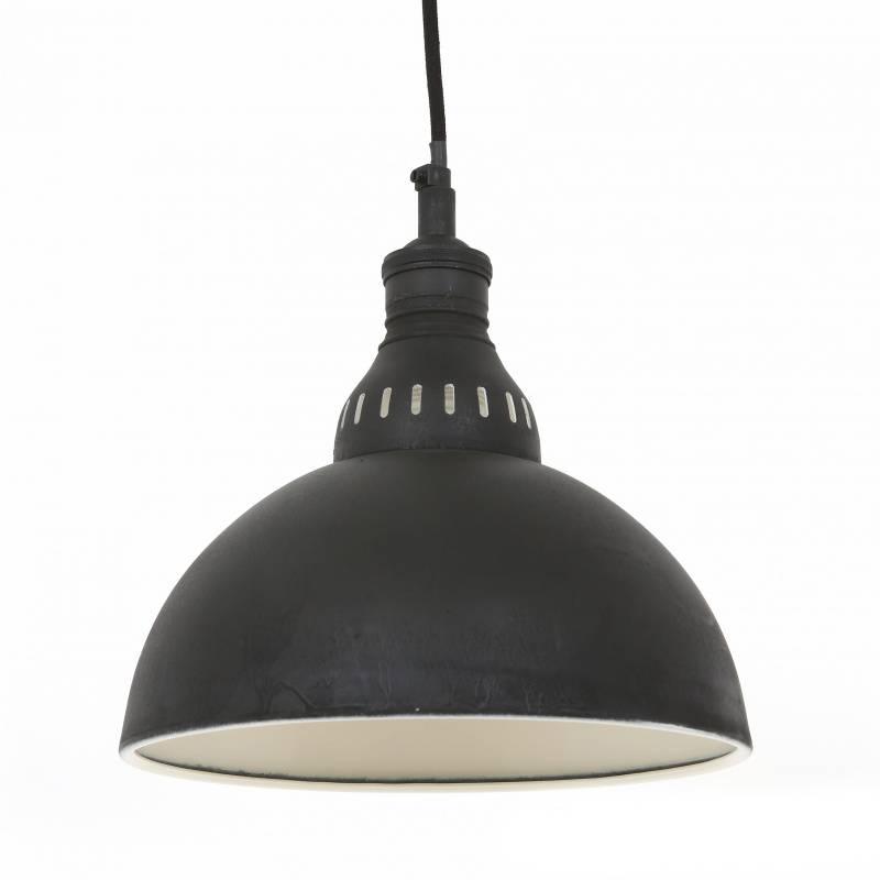Industriële verlichting IndustriÃ«le hanglamp Seattle Antiek Mat Zwart