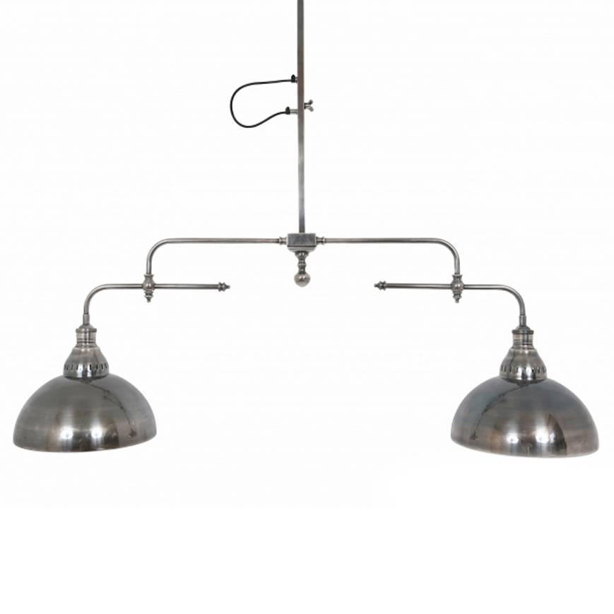 Industriële verlichting IndustriÃ«le hanglamp Nevada Antiek Zilver