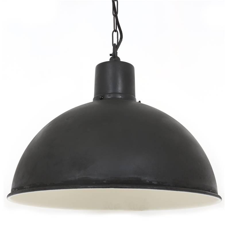 Industriële verlichting IndustriÃ«le hanglamp Monroe Antiek Mat Zwart
