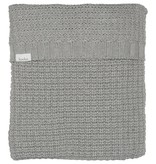 Koeka Home Koeka gebreid plaid Trento Grey