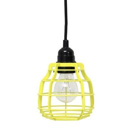 Hk Living HK Living Lab Lamp - Geel