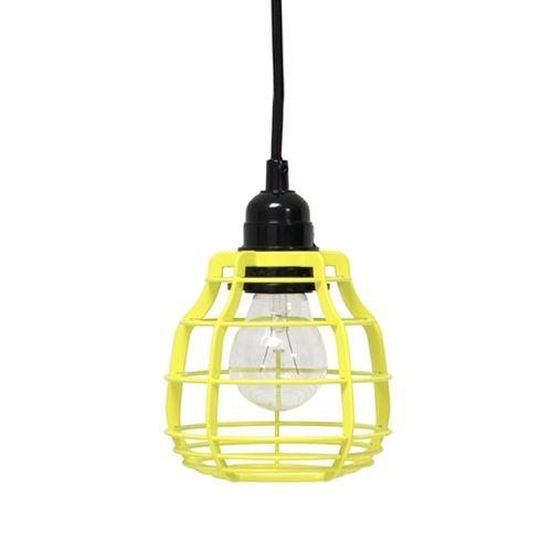 HKliving HK Living Lab Lamp - Geel