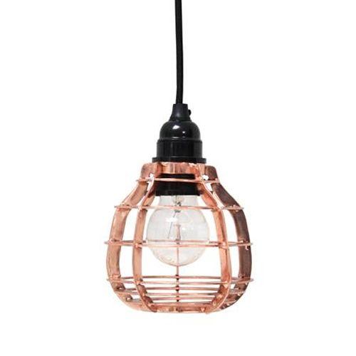 HKliving HK Living Lab Lamp - Koper