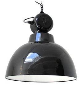 HKliving HK Living hanglamp Factory - zwart