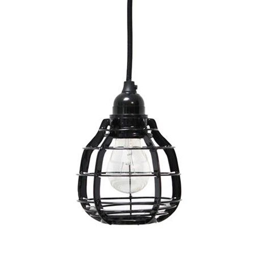 HKliving HK Living Lab Lamp - Zwart