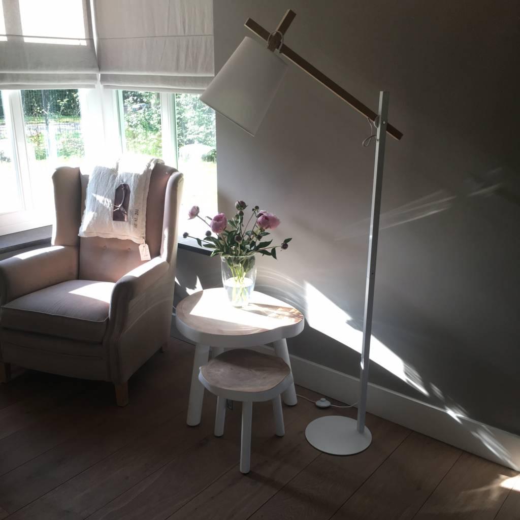 Present Time Vloerlamp wit Leitmotiv - floor lamp sheer