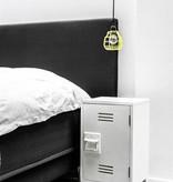 Hk Living HK living locker nachtkastje - Wit
