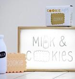 a Little Lovely Company A Little Lovely Company Mini koekjelampje - Nachtlampje