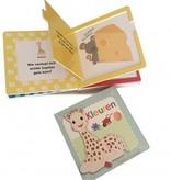 Sophie de Giraf Sophie de Giraf baby kartonboekje: kleuren