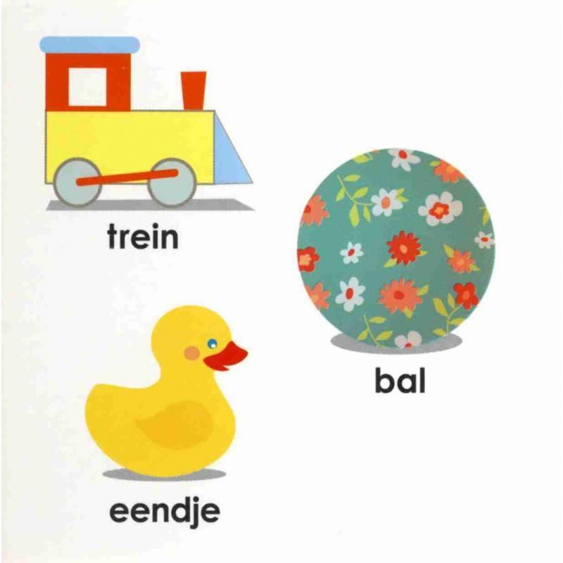 Sophie de Giraf Sophie de Giraf baby kartonboekje: Eerste woordjes