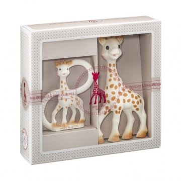 Sophie de Giraf Sophie de Giraf met Bijtring in geschenkdoos