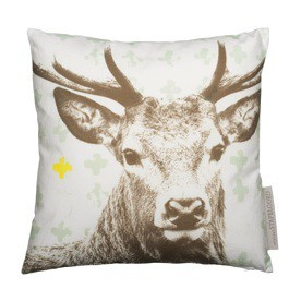 Stapelgoed Stapelgoed Kussen Deer - Hert