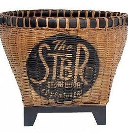 HKliving STBR wicker basket