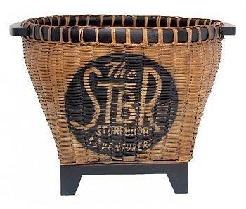 Hk Living HK Living STBR wicker basket - rieten opbergmand