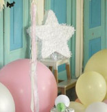 a Little Lovely Company Pinata Ster - Decoratie papieren ster Wit