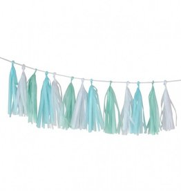 a Little Lovely Company Tassel slinger Versiering - Mint