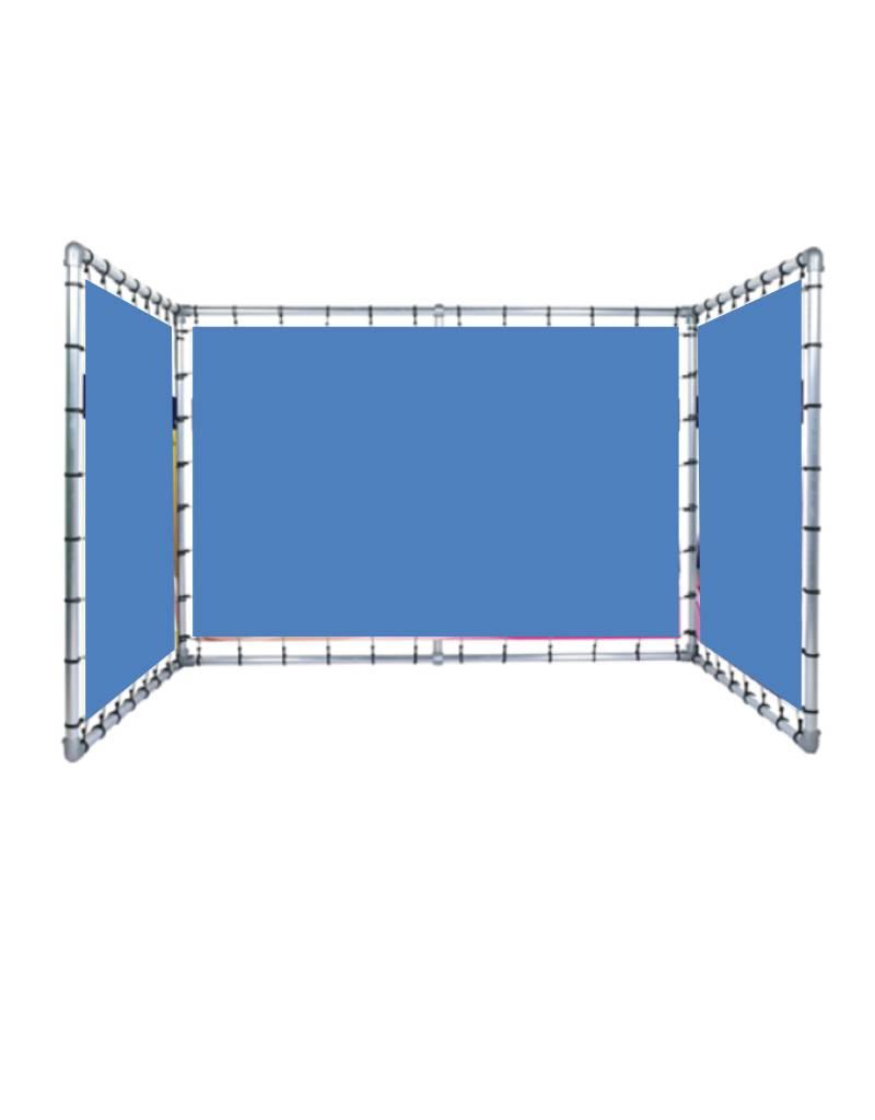 SPANDOEKFRAME U-vorm vaste hoek - Copy