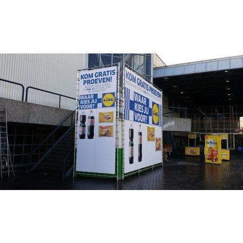 Huren Containerframes HUREN CONTAINERFRAME CF003