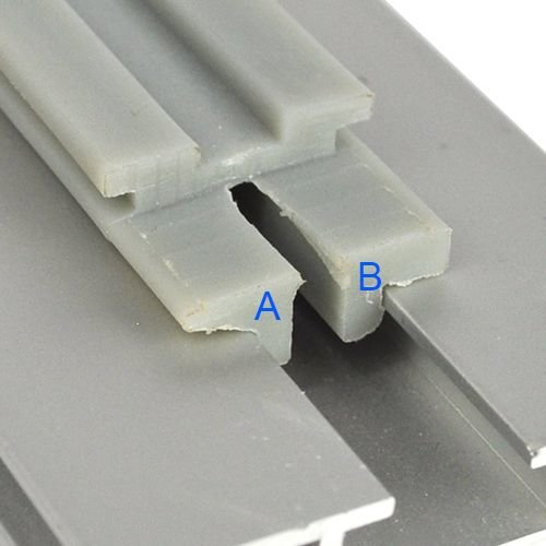 Connector CONNECTOR TEXTIELFRAME 44mm