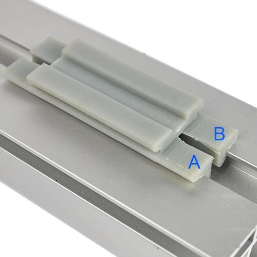CONNECTOR TEXTIELFRAME 44mm