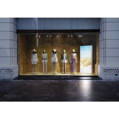 PIXLIP GO LED 85x200 cm