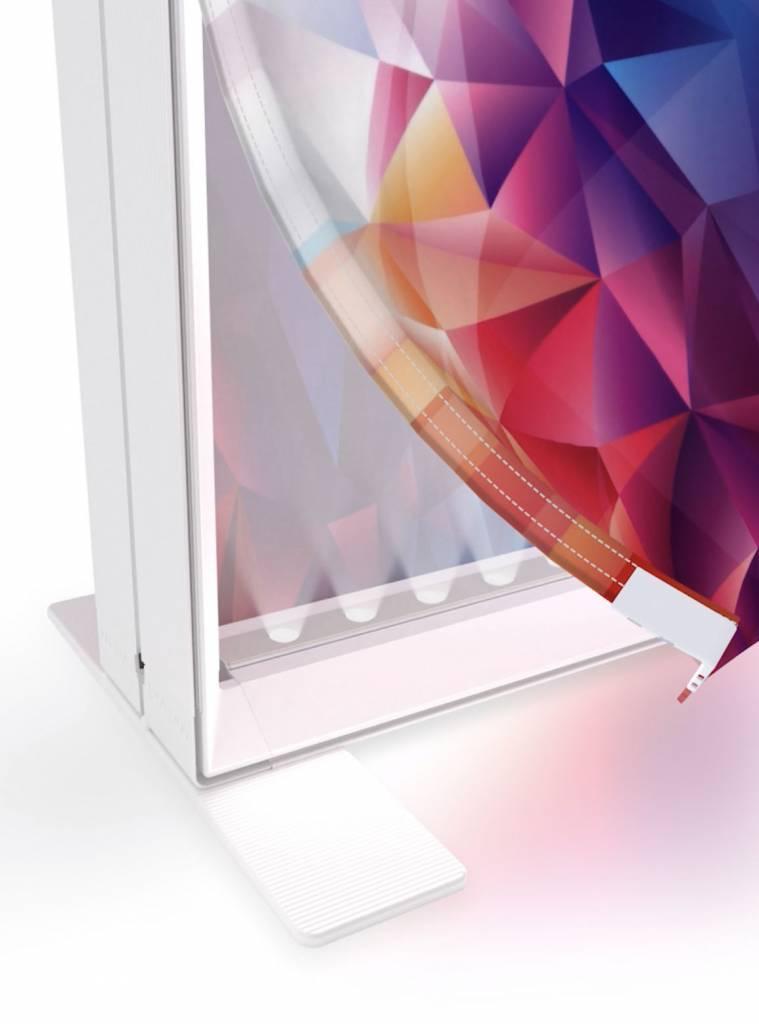 PIXLIP GO LED 300x250 cm