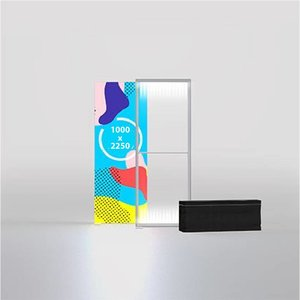 PIXLIP GO LED 85x225 cm