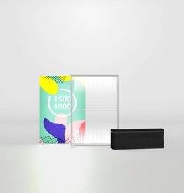 HUREN PIXLIP GO LED 150x150 cm