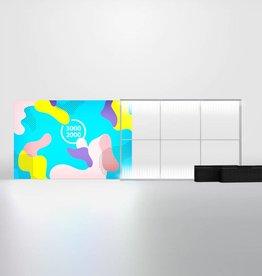 HUREN PIXLIP GO LED 300x200 cm