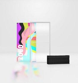 PIXLIP GO LED 100x200 cm
