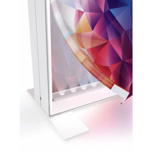 PIXLIP GO LED  100x225 cm