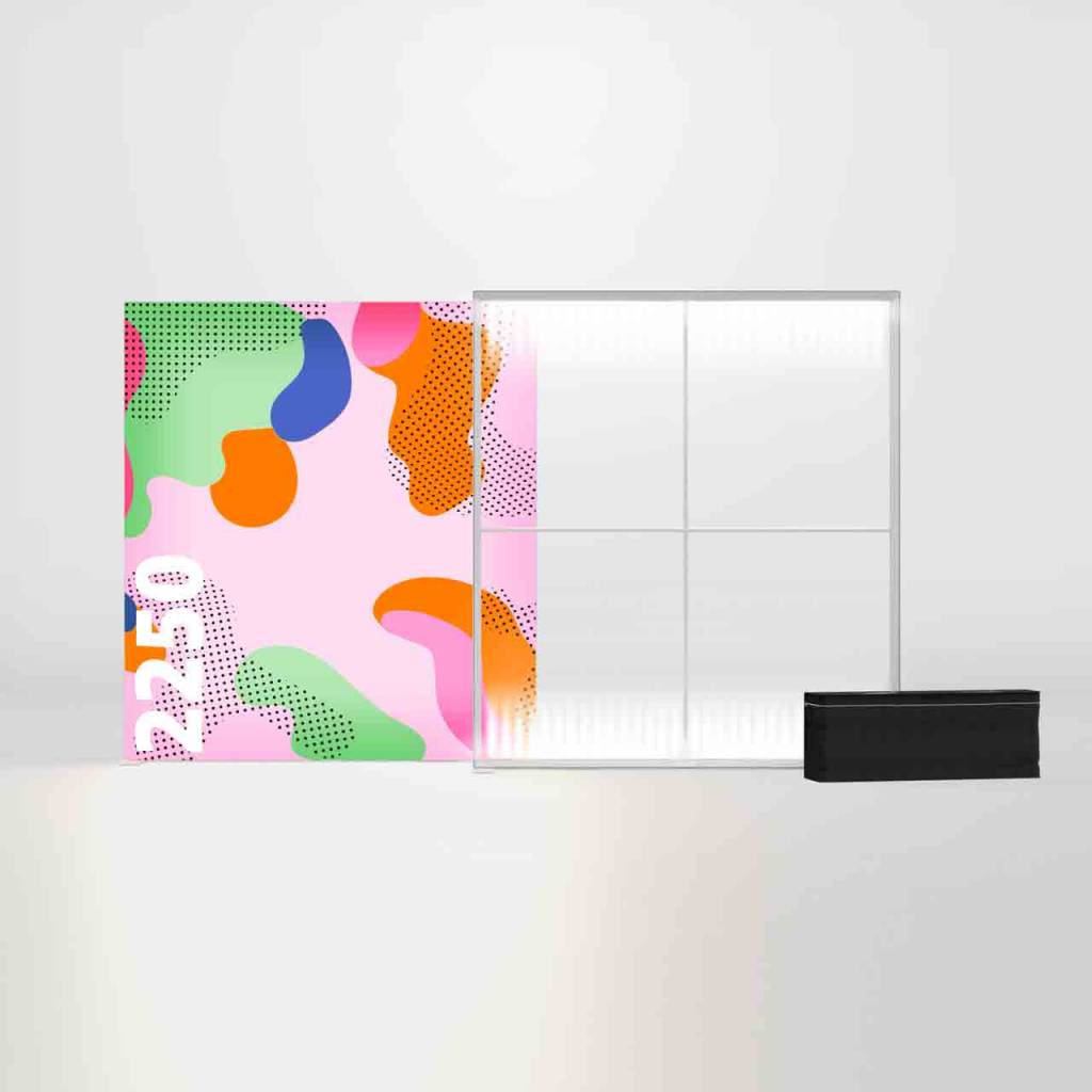 PIXLIP GO LED 200x225 cm