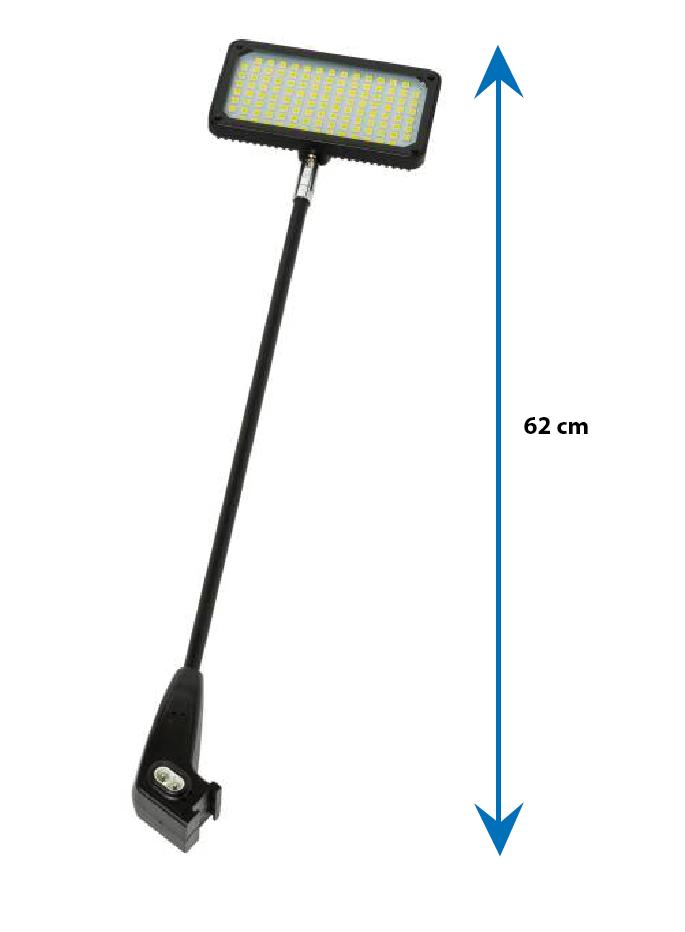 LED BEURSLAMP 116 met 116 LEDS