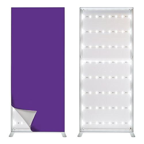Ledwand LED FRAME 80x200 ENKELZIJDIG