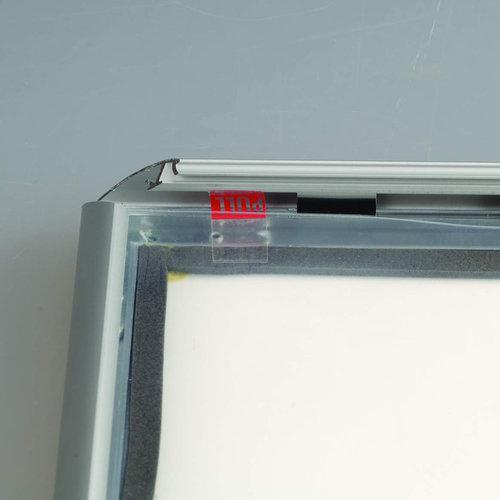 KLIKLIJSTEN Kliklijst CAIRNS 25 mm  - waterdicht