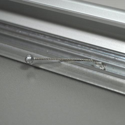 KLIKLIJSTEN Hangende Kliklijst CANBERRA 31 mm - Dubbelzijdig